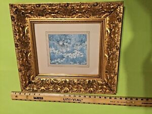 2  Antique  Art picture Frame. HEAVY