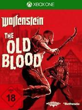 Xbox One  Wolfenstein The Old Blood Neuwertig