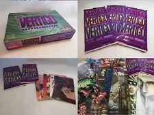 Vertigo DC Comics Unopened Box Trading Card 36 Pack Factory Sealed condition