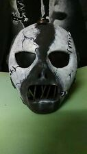 Slipknot style Halloween mask  sheriffian sublime1327 Halloween costume prop