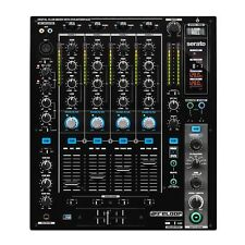Reloop RMX-90 DVS DJ Mixer Includes Full Version of Serato.