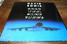 "DAVID BOWIE - Vinyle Maxi 45 tours / 12"" !!! WHEN THE WIND BLOWS !!! 009066 !!!"