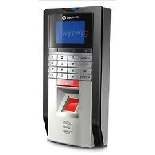 Fingerprint RFID Door Access Control TCP/IP RS485 Time Attendance