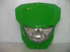 Green Kawasaki Streetfighter Headlight Alien Kx Klx Kmx Klf Kxf Kle Zxr Zx Zzr