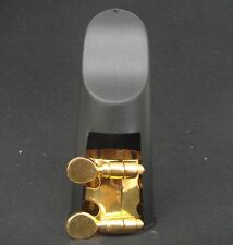Excellence Alto sax ligature and cap Apply to bakelite mouthpiece