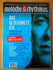 MELODIE UND RHYTHMUS 7-8/2010 Nina Hagen 100 Jahre FC St.Pauli Scheune Dresden