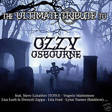 CD Ozzy Osbourne The Ultimate Tribute To von Various Artists