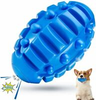 Dog Chew Toys for Aggressive Chewers,Indestructible Squeaky Dog Toys Tough