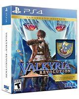 Valkyria Revolution: Vanargand Edition (Sony Playstation 4, PS4) - Brand New