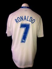 Manchester United 2008-10 Football Shirt #7 Ronaldo - Excellent Condition