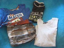 H&M Kleines Kleider Packet für Jungs Gr 122/128 Short-Muskelshirt