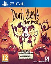 Don't Starve Mega Pack   PlayStation 4 PS4 New (1)