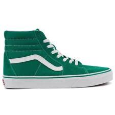 Da Uomo Vans Grigio Scamosciato Con Lacci Sneaker UK 7 EX DISPLAY
