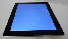 Apple iPad 3rd Generation 64GB, Wi-Fi + Cellular (Verizon), 9.7in - Black BROKEN