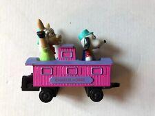 ERTL 1994 Shari Lewis Hush Puppy / Charlie Horse Car