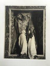 Paul Strand Mexican Portfolio Photogravure Rare Vintage Print
