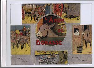 LE RALLIC. L'Ane de Bonnasse. Tirage Les Amis de Le Rallic 2010.