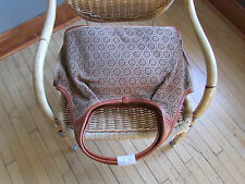UGG Bag Large Perforated Suede Tote NEW $375