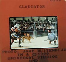 Gladiator Cast Russell Crowe Joaquin Phoenix Richard Harris Original Slide 4