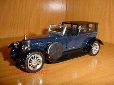 PANHARD-LEVASSOR 35CV 35-CV BLUE/BLACK TOP 1925 1:43