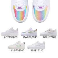 Nike Wmns Air Force 1 Womens AF1 Lifestyle Classic Shoes Sneakers Pick 1