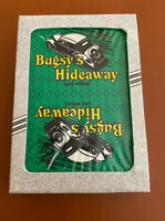 BUGSY'S HIDEAWAY CASINO,  PLAYING CARDS-SEALED DECK, LAS VEGAS , NEVADA