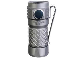 Klarus Mi1C High Power Pocket Light  600 Lumens -  Titanium, Black or Copper