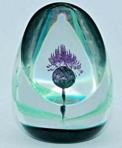 Caithness Paperweight 'Scotland the Brave' Limited Edition