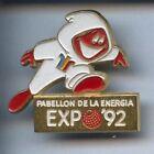 RARE PINS PIN'S .. TOURISME EXPO EXPOSITION SEVILLA SEVILLE 1992 / ENERGIE ¤3K