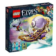 BNIB LEGO Elves Aira's Airship & the Amulet Chase 41184 Flying fun