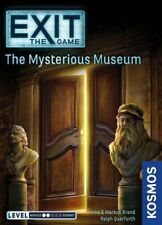 Exit: PRESALE The Mysterious Museum board game thames & kosmos New