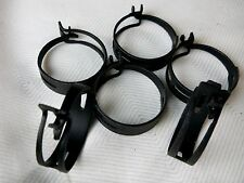 """RADIATOR HOSE SPRING CLAMP 1-3/4"""" OPEN 1-1/2"""" CLOSED 1/2"""" THICK LOT OF 6 CLAMPS"""