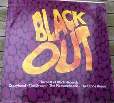 Stone Roses, Crazyhead etc, Black Out vinyl LP 1991