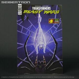 TRANSFORMERS BEAST WARS #3 Cvr A IDW Comics 2021 FEB210482 3A (A/CA) Burcham