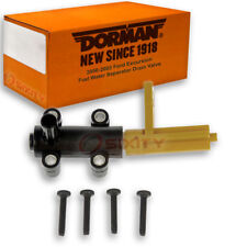 Dorman Fuel Water Separator Drain Valve for Ford Excursion 2000-2003 7.3L V8 hc