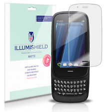 iLLumiShield Matte Screen Protector w Anti-Glare/Print 3x for HP Palm Pre 3