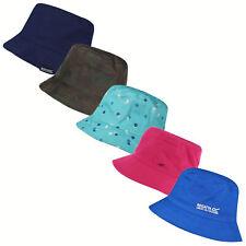 Regatta Crow Kids Canvas Bucket Hat