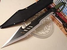 """USMC Licensed Tanto Combat Sword Machete Knife Full Tang 3Cr13 UC3057 26"""" OA New"""