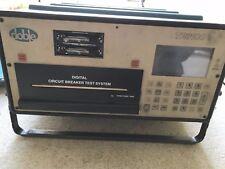 DOBLE TR3100 DIGITAL CIRCUIT BREAKER TEST SYSTEM USA