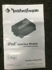 Rockford Fosgate 3Sixty Rfipod -Fmrds.Fm