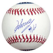 HISASHI IWAKUMA AUTOGRAPHED OPENING SERIES BASEBALL MARINERS MLB HOLO 22715
