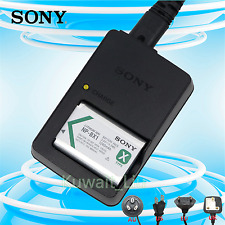 Genuine Sony NP-BX1 Battery + BC-BSXB  charger for DSC-RX100 RX100 RX1 Camera