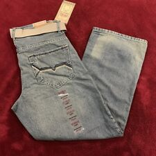 Brand New Pair Of Revolve Vintage Boot Cut Men's Jeans MRSP $64 Size 34x32