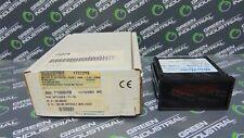 NEW Transcat NP/2002B-P-BL MeterMaster Digital Panel Meter