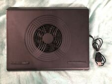 ONN Laptop Cooling Pad Black - Rarely Used - Works Great!