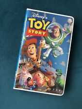 Disney Store Classics VHS Notebook Journal TOY STORY NEW