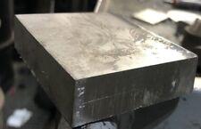 "Titanium Plate 6AL4V 2.5"" x 3"" x .800"""