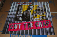 """The Clash """"Cut the Crap"""" 1985 promotional poster"""