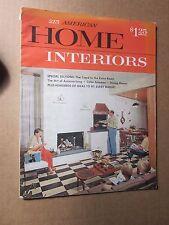 American Home Interiors 215 Magazine September Extra Room Accessorizing Dining