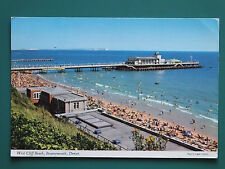 VINTAGE BEACH BOURNEMOUTH DORSET USED JOHN HINDE POSTCARD COLLECTORS 1976